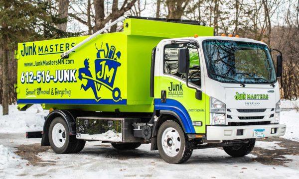 Junk Masters Truck