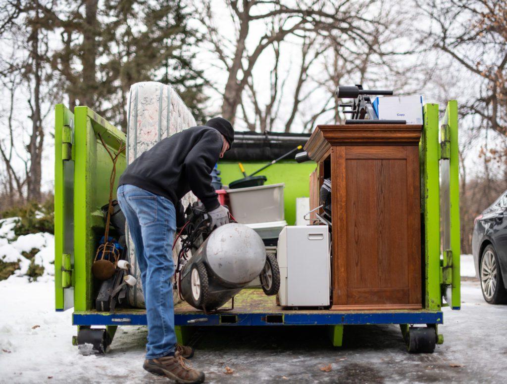 Junk Masters Junk Removal in Richfield